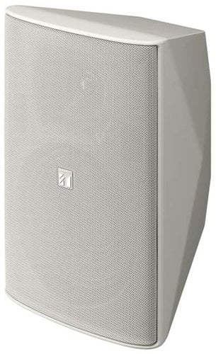 "TOA F2000WTWP Speaker, 8"" 2 Way, 60W/70Volt, White F2000WTWP"