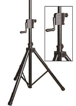 "Yorkville SKS-31B 46""-72"" Aluminum Tripod Speaker Stand with Crank SKS31B"
