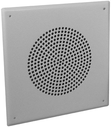 "Quam BS8VP 8"" Square Baffle, Vandal Resistant (White) BS8VP"