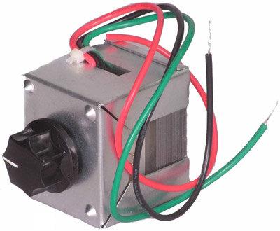Quam QC10RM Rack-mount Volume Control Attenuator QC10RM