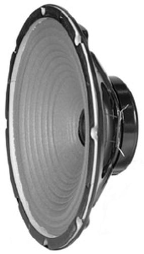 """Quam 8C10PAOTB Loudspeaker, 8"""", 8 Ohm, Moisture Resistant 8C10PAOTB"""