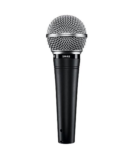 Shure SM48S-LC Dynamic Cardioid Microphone with Switch SM48S-LC