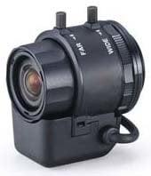 """Panasonic PLZ29/27 Auto Iris Lens, 1/3"""" 2x3.8-8mm  PLZ29/27"""