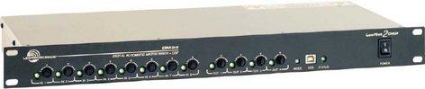Lectrosonics DM84  Digital Automatic Matrix Processor, 8 In, 4 Out DM84