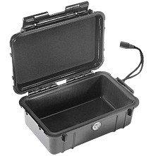 Pelican Cases PC1050SB Solid Black Micro Case PC1050SB