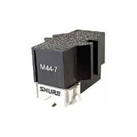 Shure M44-7 DJ Cartridge (Scratching / Competition) M44-7