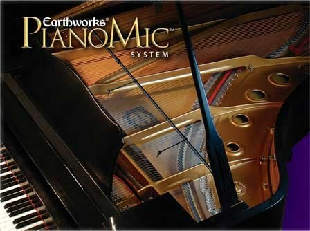 Earthworks PM40 PianoMic System, for Grand Pianos PM40-EARTHWORKS