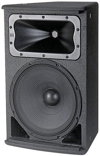 "JBL AC2212/00 12"" Compact 2-Way Loudspeaker with 100° x 100° Coverage AC2212/00-BLACK"