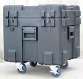 SKB Cases 3R2222-20B-E Rotomolded Mil-Standard Waterproof Case 22x22x20 Empty 3R2222-20B-E