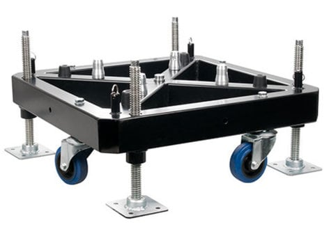 Global Truss GT-44BS-1 Universal Ground Support Base for F34 Truss GT-44BS-1