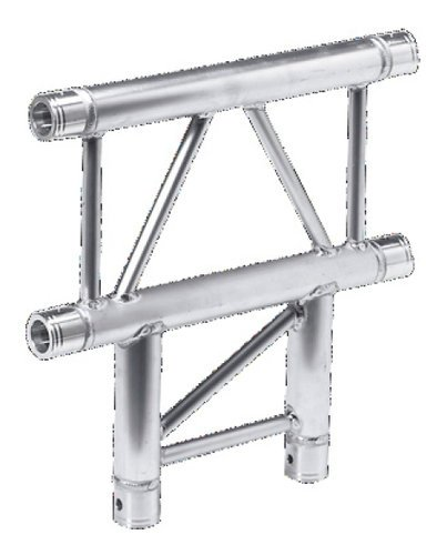 Global Truss IB-4068-H 1.64 ft. 3-Way Horizontal T-Junction Flat Truss Segment IB-4068H