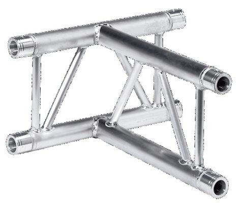 Global Truss IB-4068-V 1.64 ft. 3 Way Vertical T-Junction I-Beam Truss Segment IB-4068V