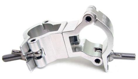 Global Truss JR SWIVEL CLAMP Medium Duty Dual Swivel Clamp for 35mm Tubing JR-SWIVEL-CLAMP
