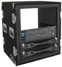 Grundorf Corp SK-1618 16 RU Shock Rack with Recessed Hardware SK-1618