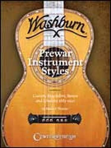 Hal Leonard 00001176  History of Washburn Guitar 00001176