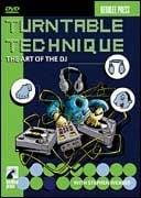 Hal Leonard 50448025 Turntable Technique -The Art of the DJ (DVD) 50448025