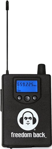 Hear Technologies FB-RECEIVER Receiver for Freedom Back System, Band A FB-RECEIVER
