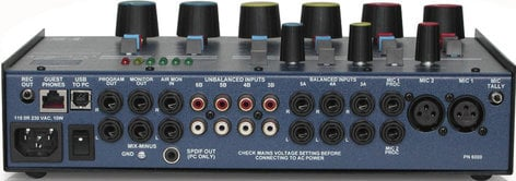 Henry Engineering SIX-MIX  SixMix USB Broadcast Audio Console SIX-MIX