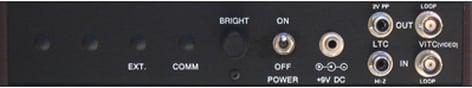Horita VLR100 VITC/LTC Reader/LTC Generator/LED Display VLR100