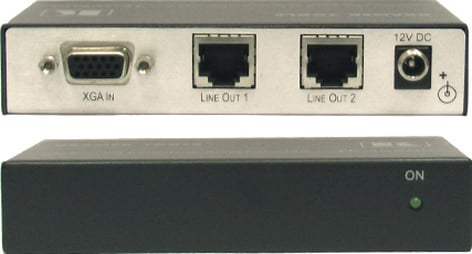 Kramer TP-102HD VGA & HDTV Over Twisted Pair Transmitter TP-102HD