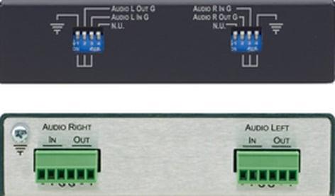 Kramer TR2A Balanced Stereo Audio Isolation Transformer TR2A-KRAMER