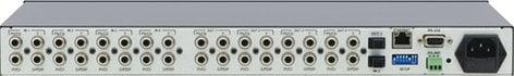 Kramer VS44HC  4x4 Component Video & Digital Audio Matrix Switcher VS44HC