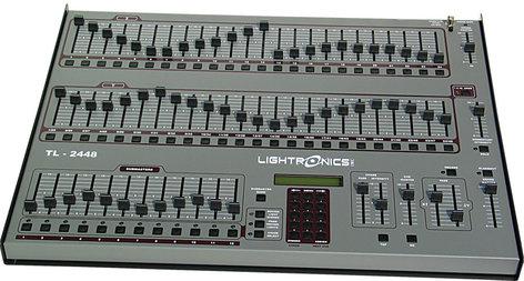 Lightronics Inc. TL2448 TL Series Lighting Control Console TL-2448