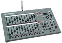 Lightronics Inc. TL-5024-WS-TX 24 Channel Lighting Console With Wireless DMX Output TL-5024-WS-TX
