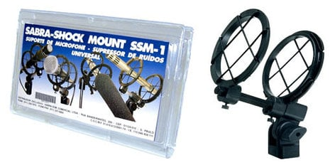 SABRA-SOM SSM1 Universal Shock Mount SSM1-SABRA