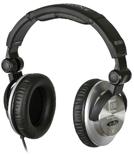 Ultrasone HFI 780 Black Closed Back Studio Headphones HFI-780