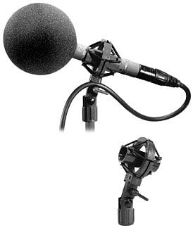 Schoeps A20S Elastic Suspension with Swivel Shock Mount A20S
