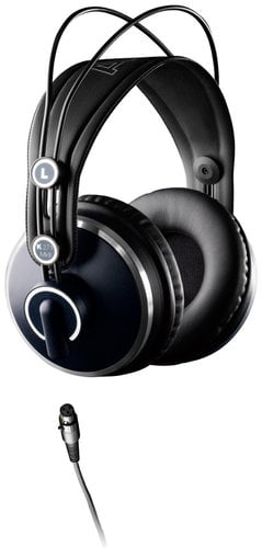 AKG K271 MKII Over-Ear Closed Back Dynamic Headphones with Detachable Cables K271-MKII
