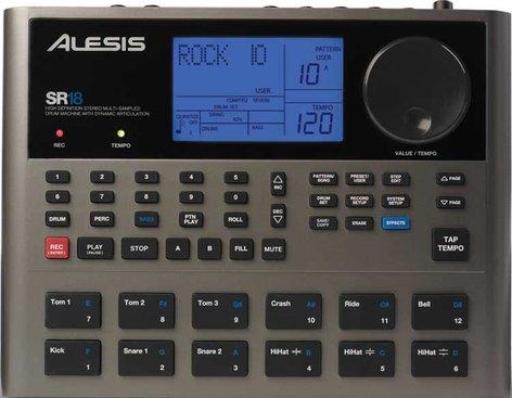 Alesis SR-18 Drum Machine SR18