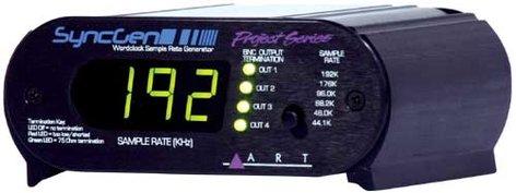 ART SYNCGEN-PROJECT Word-Clock Generator SYNCGEN-PROJECT