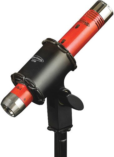 Avantone CK-1 Small Capsule Condenser Microphone, FET, with 3 Capsules (Cardioid, Hyper-Cardioid & Omni) CK-1