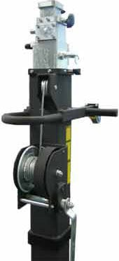 Global Truss ST180 Extra Heavy-Duty Tower Lifter with Outriggers ST180