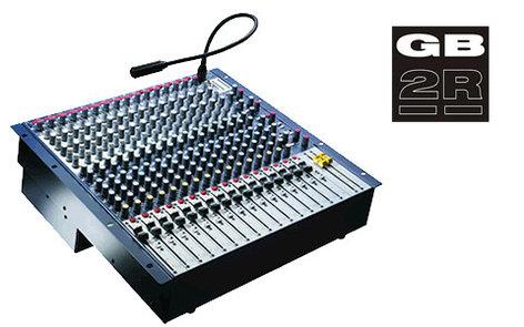 Soundcraft GB2R-12.2  Rackmount Mixer 12 Mono GB2R-12.2