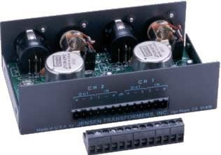 Jensen Transformers DB-2PX Stereo (2-Channel) Direct Box Line to Mic Level Converter/Isolator DB-2PX