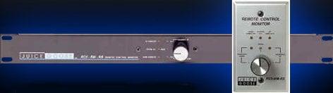 Juice Goose RC5RM CQ Series Rack Mountable Remote Control RC5RM