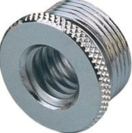 """K&M Stands 217 Thread Adapter, 3/8"""" Female to 5/8""""-27 Male 217"""