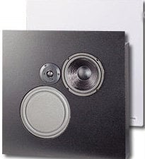 "KSI Professional 8081CS 2-Way 8"" Speaker with Back Box 8081CS"