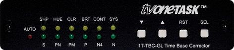 TV One 1T-TBC-GL Time Base Corrector w/Genlock  1T-TBC-GL