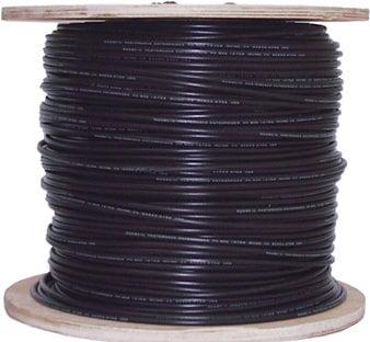 Listen Technologies LA113 RG-8 Low-Loss 50 Ohm Coaxial Cable LA113