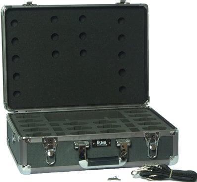 Listen Technologies LA313 16-Unit Carrying Case LA313