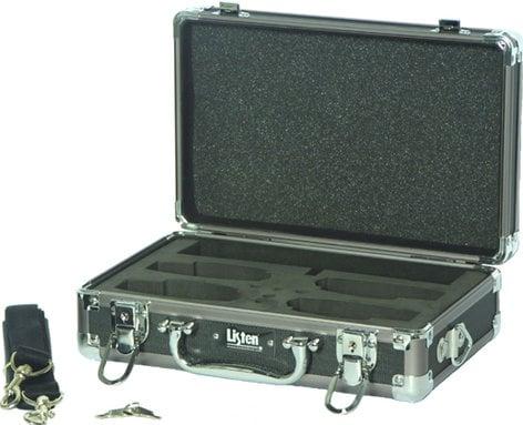 Listen Technologies LA318 4-Unit Carrying Case LA318