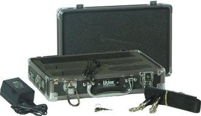 Listen Technologies LA323 4-Unit Charging Case with Removable Lid LA323