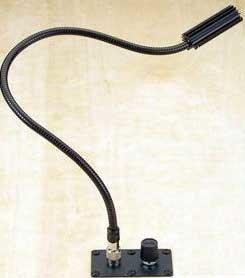 "Littlite LA-18A-HI 18"" High-Intensity Lamp Flush Mount Lectern Assembly (without Power Supply) LA-18A-HI"