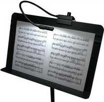 "Littlite MS12/A-HI 12"" High-Intensity Music Stand Light (without Power Supply) MS12/A-HI"