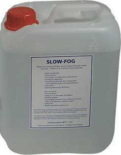 Look Solutions VI-3509 Slow Fog Fluid (5L) VI-3509