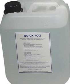 Look Solutions VI-3501 Quick Fog Fluid (5L) VI-3501